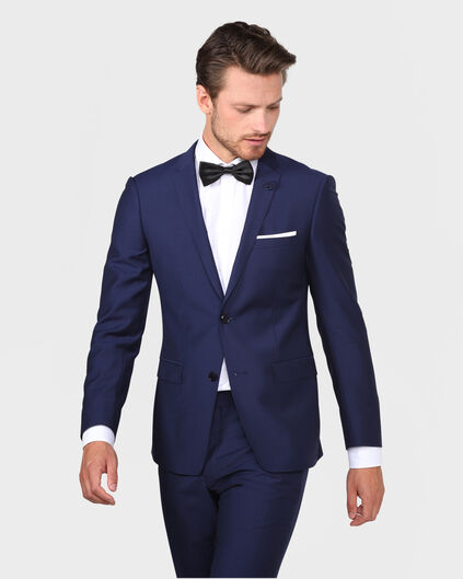 HERRENSAKKO ULTRA SLIM FIT BLAZER TAYFUN Blau