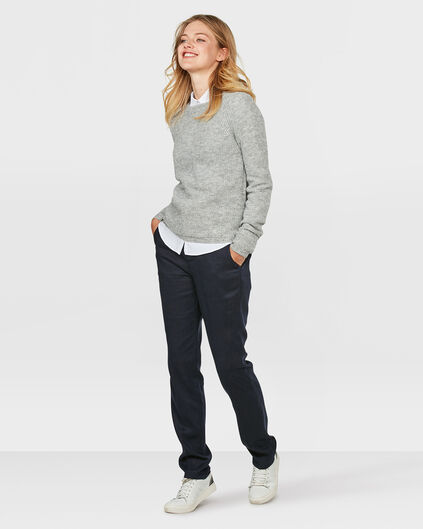 BLUE RIDGE DAMEN-CHINO AUS TENCEL Dunkelblau