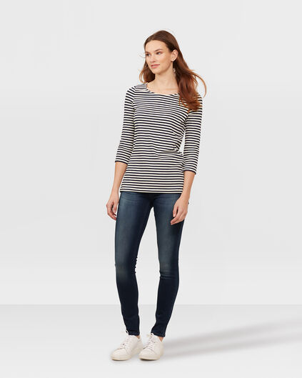 DAMEN-SKINNY-MID-RISE-RECOVERY-JEANS Dunkelblau
