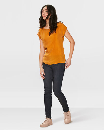 DAMEN-MID-RISE-SKINNY- RECOVERY-JEANS Dunkelblau