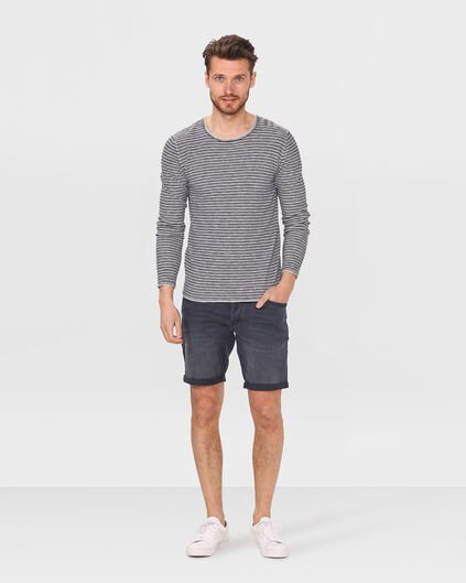 HERREN-REGULAR-FIT-SHORTS Dunkelblau