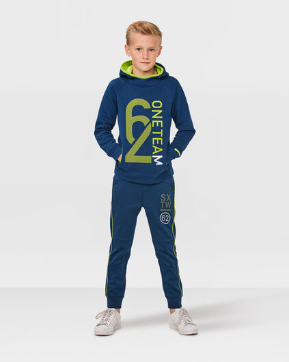 PERFORMANCE WEAR JUNGEN-SWEATHOSE Dunkelblau