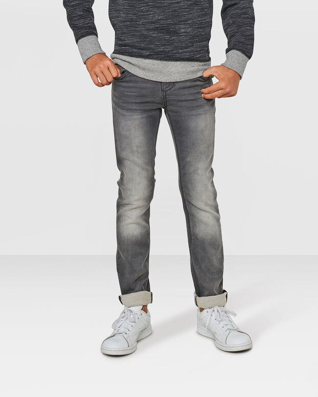 JUNGEN-SKINNY-FIT-GREY-JOG-DENIM Grau