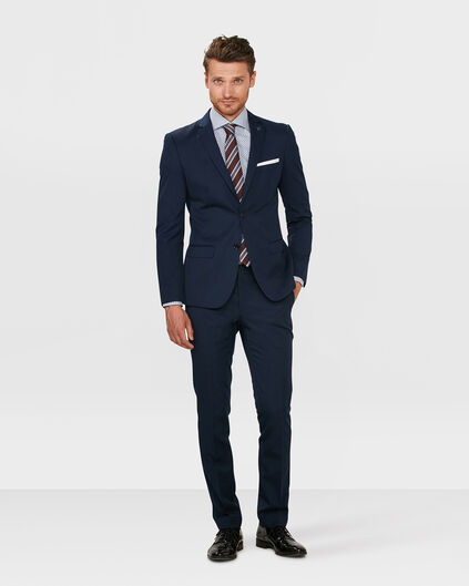 HERRENANZUG SLIM FIT PAK HAMILTON