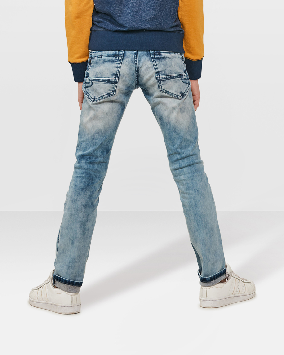 jungen super skinny power stretch jeans 79554251 we. Black Bedroom Furniture Sets. Home Design Ideas