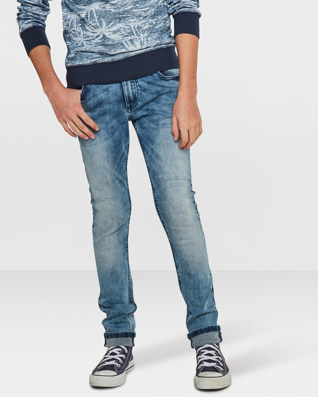 jungen superskinny jeans aus powerstretch 80498872 we fashion. Black Bedroom Furniture Sets. Home Design Ideas