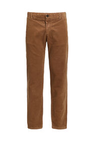 Herren-Slim-Fit-Chinos in Cord-Optik_Herren-Slim-Fit-Chinos in Cord-Optik, Beige