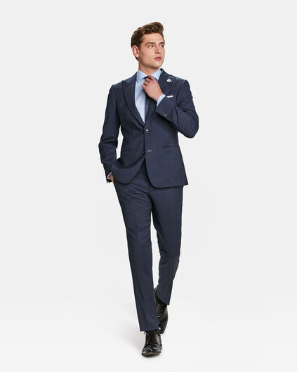HERRENANZUG Slim Fit Balham