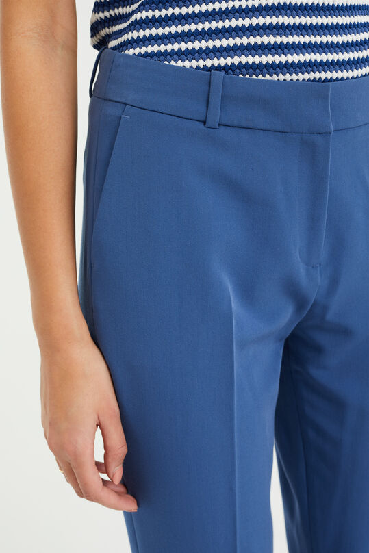 Damen-Regular-Fit-Hose Eisblau