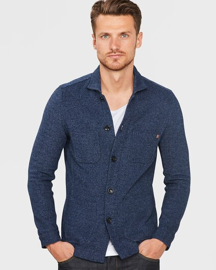 BLUE RIDGE HERREN-SLIM-FIT-SAKKO Marineblau