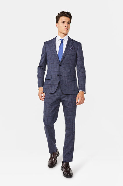 Herren Regular Fit Anzug stayton