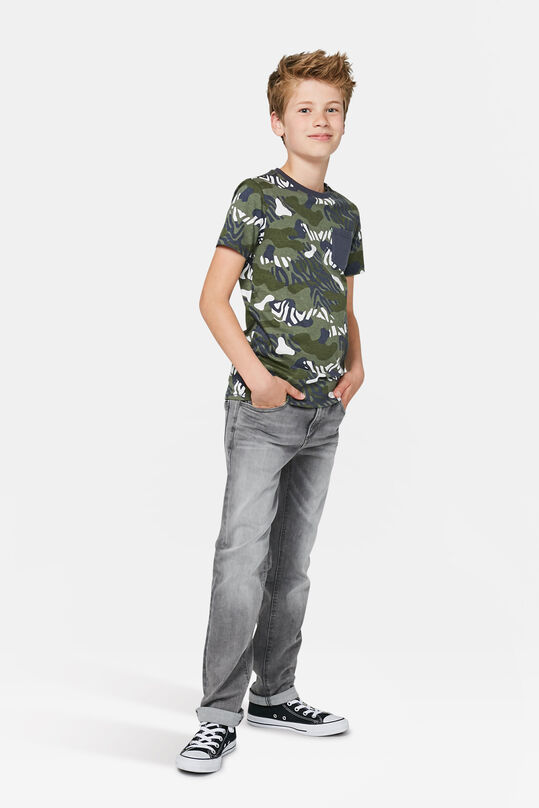 JUNGEN-REGULAR-FIT-JEANS Grau