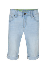 Jungen-Jog-Denim-Shorts mit Slim-Fit-Passform_Jungen-Jog-Denim-Shorts mit Slim-Fit-Passform, Hellblau