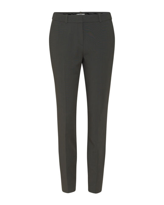 Damen-Slim-Fit-Hose Grün