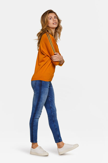Damen-Superskinny-Jeans aus Highstretch-Denim Blau