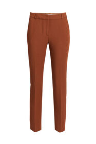 Damen-Slim-Fit-Hose_Damen-Slim-Fit-Hose, Cognac