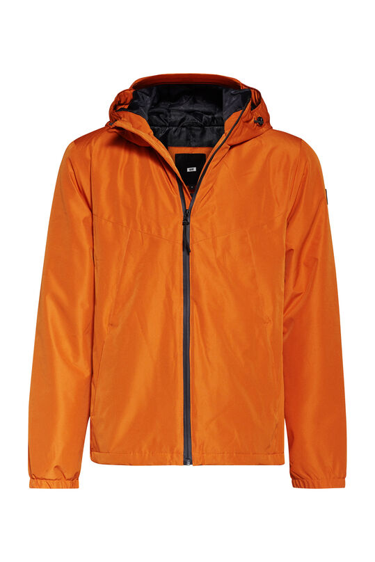 Herren-Windjacke Orange
