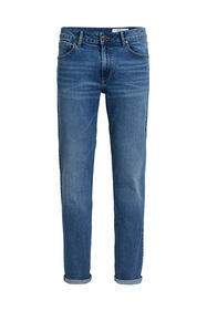 Herren-Relaxed-Fit-Jeans mit Super-Stretch_Herren-Relaxed-Fit-Jeans mit Super-Stretch, Blau