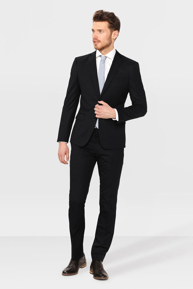 Herren-slim-fit-Anzug Tom