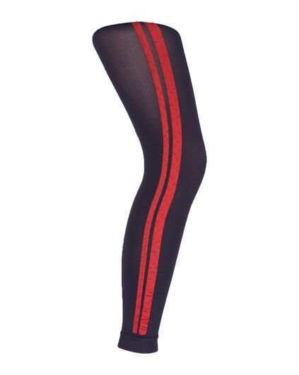 DAMEN-LEGGINGS Dunkelblau