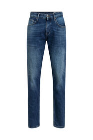 Herren-Tapered-Fit-Jeans_Herren-Tapered-Fit-Jeans, Dunkelblau