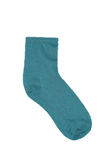 Damensocken Türkis