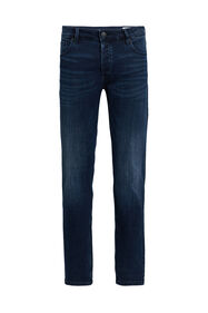 Herren-Slim -Jeans mit Superstretch_Herren-Slim -Jeans mit Superstretch, Dunkelblau