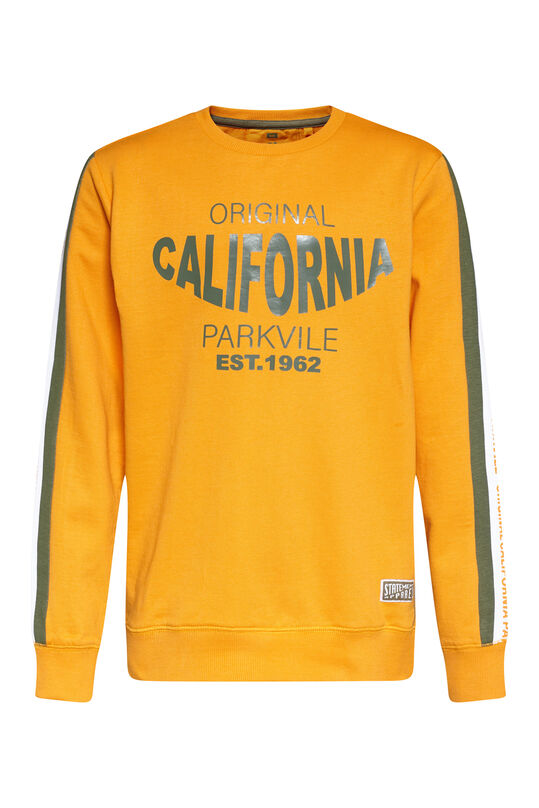 "Jungenshirt ""Original California"" Orange"