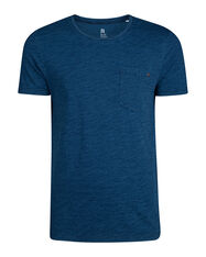 BLUE RIDGE HERREN-T-SHIRT_BLUE RIDGE HERREN-T-SHIRT, Indigo