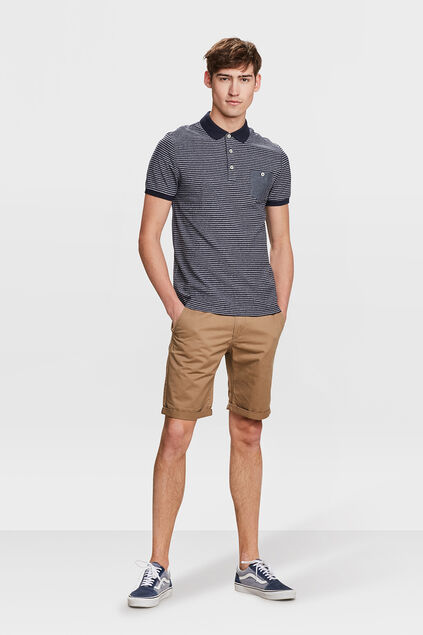 HERREN-REGULAR-FIT-SHORTS Braun