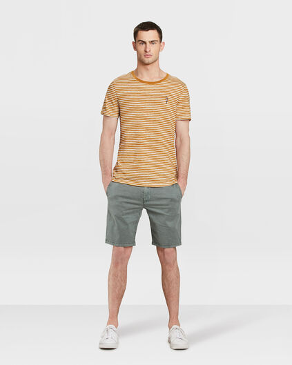 HERREN-REGULAR-FIT-SHORTS Grün