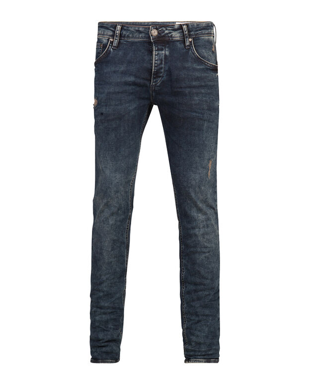 HERREN-SLIM-TAPERED-SUPER-STRETCH-JEANS Indigo