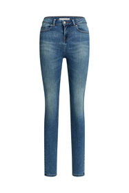 Damen-Superskinny-Jeans mit Super-Stretch und normaler Bundhöhe_Damen-Superskinny-Jeans mit Super-Stretch und normaler Bundhöhe, Blau