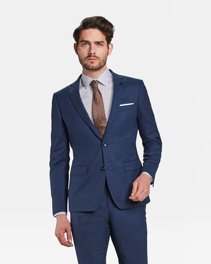 HERREN-SLIM-FIT-SAKKO BRANDENTOWN Marineblau