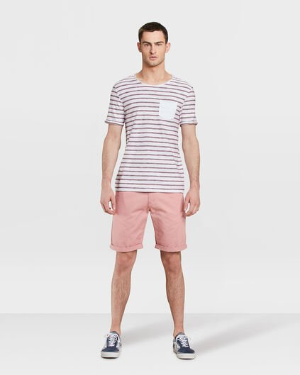 HERREN-REGULAR-FIT-SHORTS Rosa