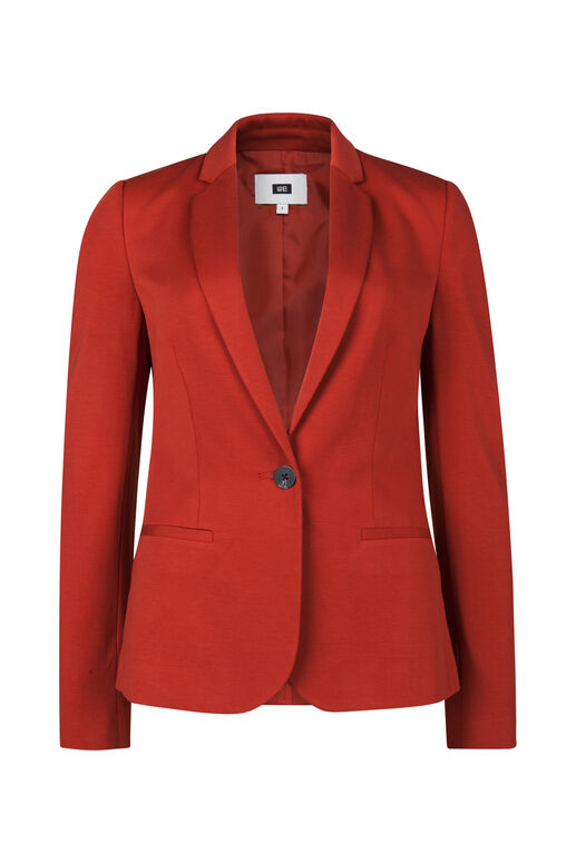DAMEN-SLIM-FIT-BLAZER Orange