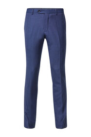 Herren-Regular-Fit-Anzughose Matera_Herren-Regular-Fit-Anzughose Matera, Blau