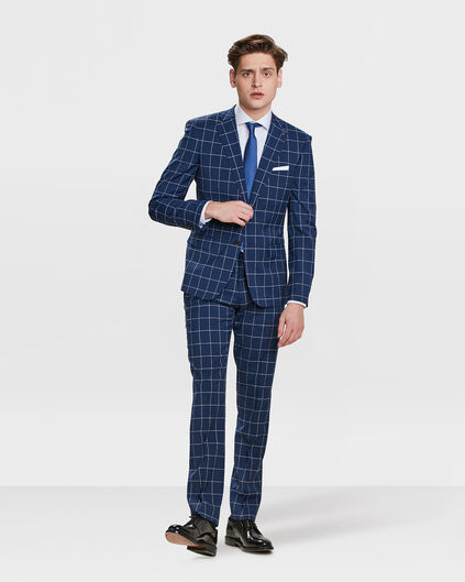 HERREN SLIM FIT ANZÜG NEWARK