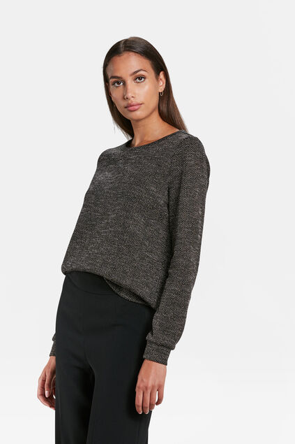 DAMEN-SWEATSHIRT Gold