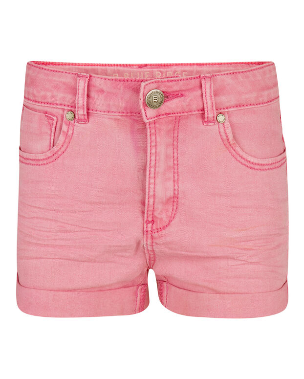 MÄDCHEN-REGULAR-FIT-SHORTS Rosa