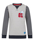 "JUNGEN-SWEATSHIRT ""NUMBER ONE""_JUNGEN-SWEATSHIRT ""NUMBER ONE"", Dunkelblau"