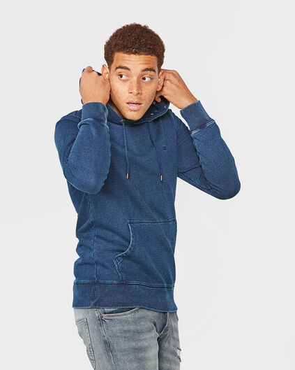 BLUE RIDGE HERREN-SWEATSHIRT IN JEANS-OPTIK Indigo
