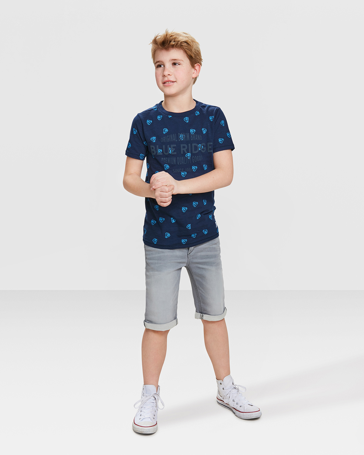 JUNGEN JEANS SHORTS IM SLIM FIT | 80949961 WE Fashion