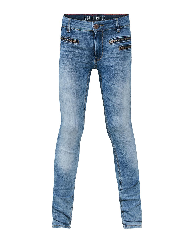 m dchen super skinny jeans mit normaler bundh he 79321099 we fashion. Black Bedroom Furniture Sets. Home Design Ideas