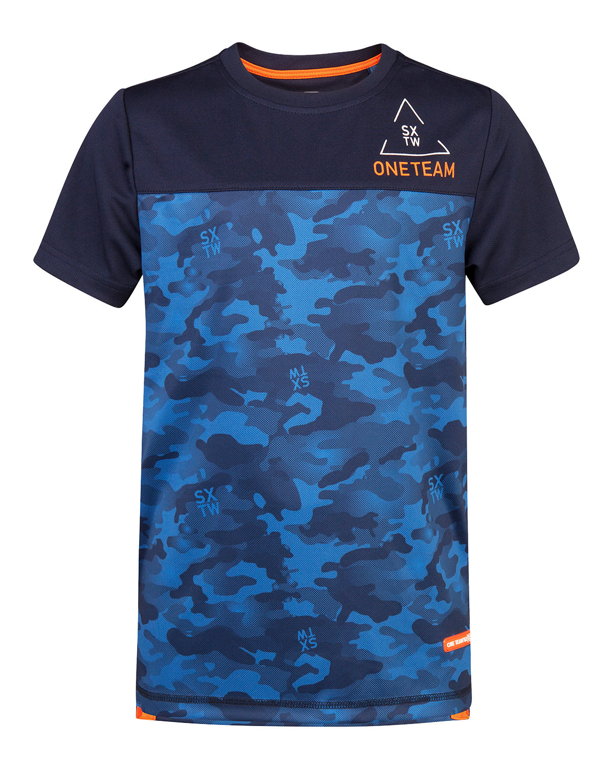Jungen t shirt mit camouflage print 79976381 we fashion for T shirt printing delaware