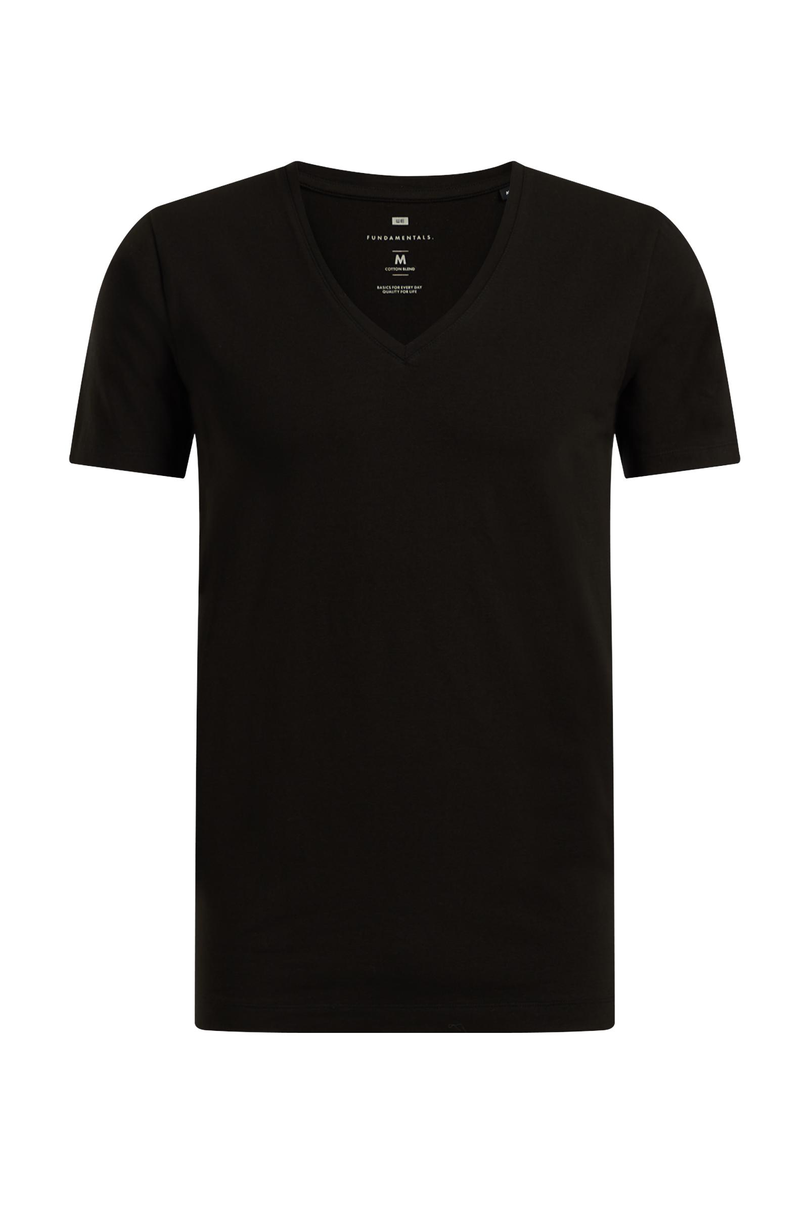 herren t shirt mit v ausschnitt 78835092 we fashion. Black Bedroom Furniture Sets. Home Design Ideas