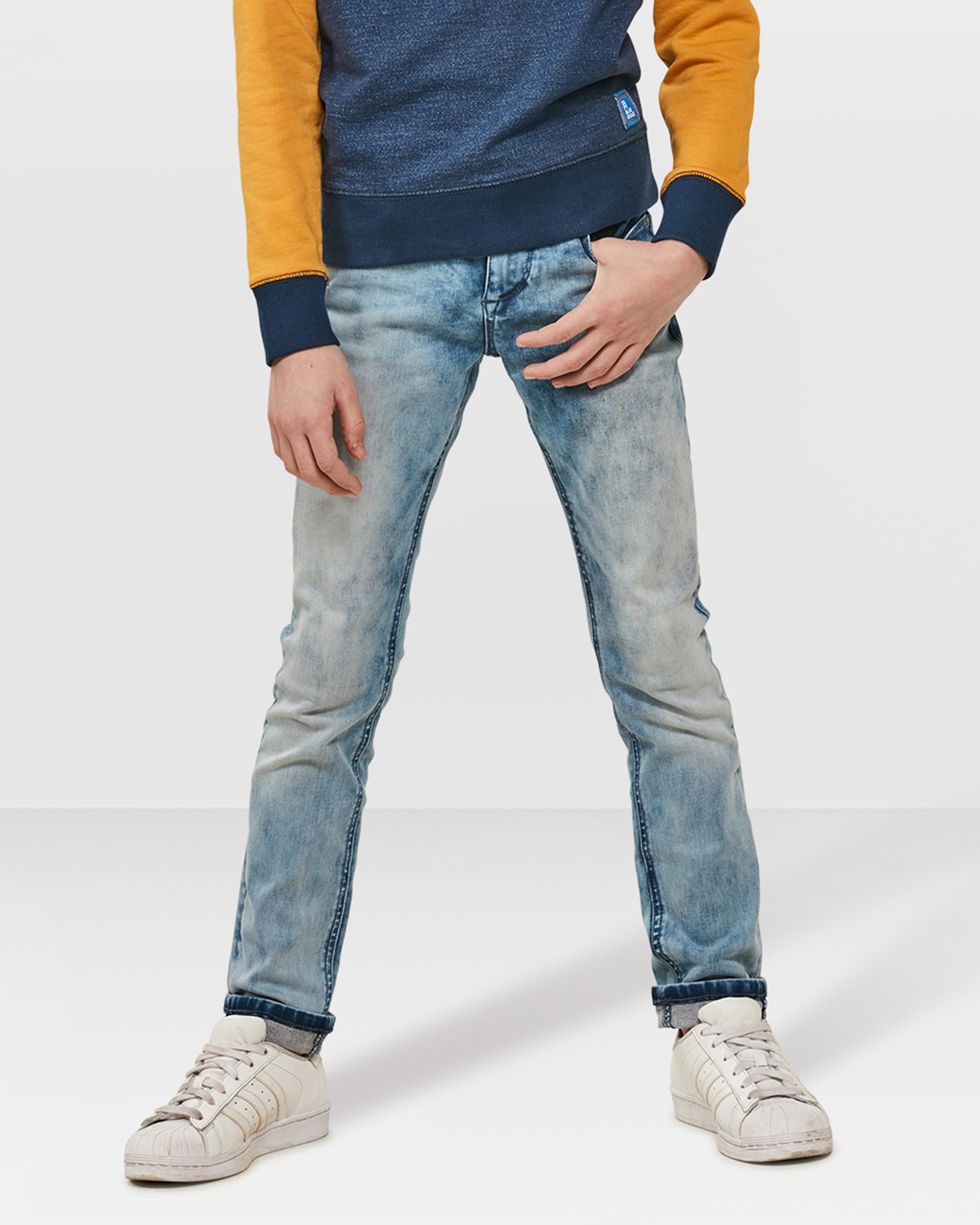 JUNGEN SUPER SKINNY POWER STRETCH JEANS | 79554251 WE Fashion