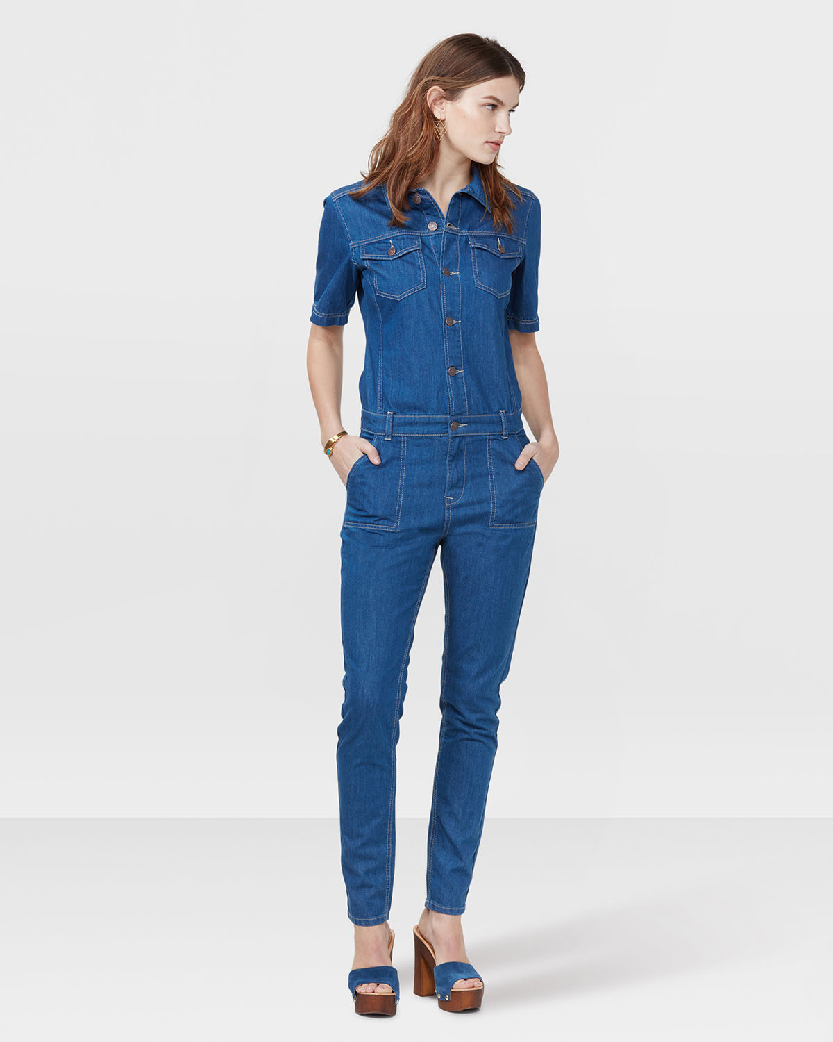 new product 64eab d2938 DAMEN JEANS-OVERALL | 79165822 - WE Fashion