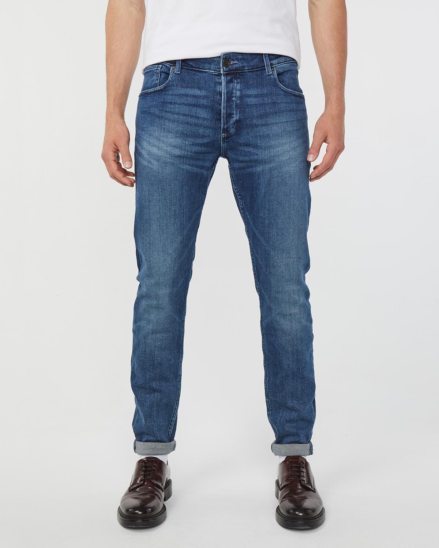 e7f734b7f3c19 Herren-Skinny-Tapered-Jeans aus Comfort-Stretch | 94639742 - WE Fashion