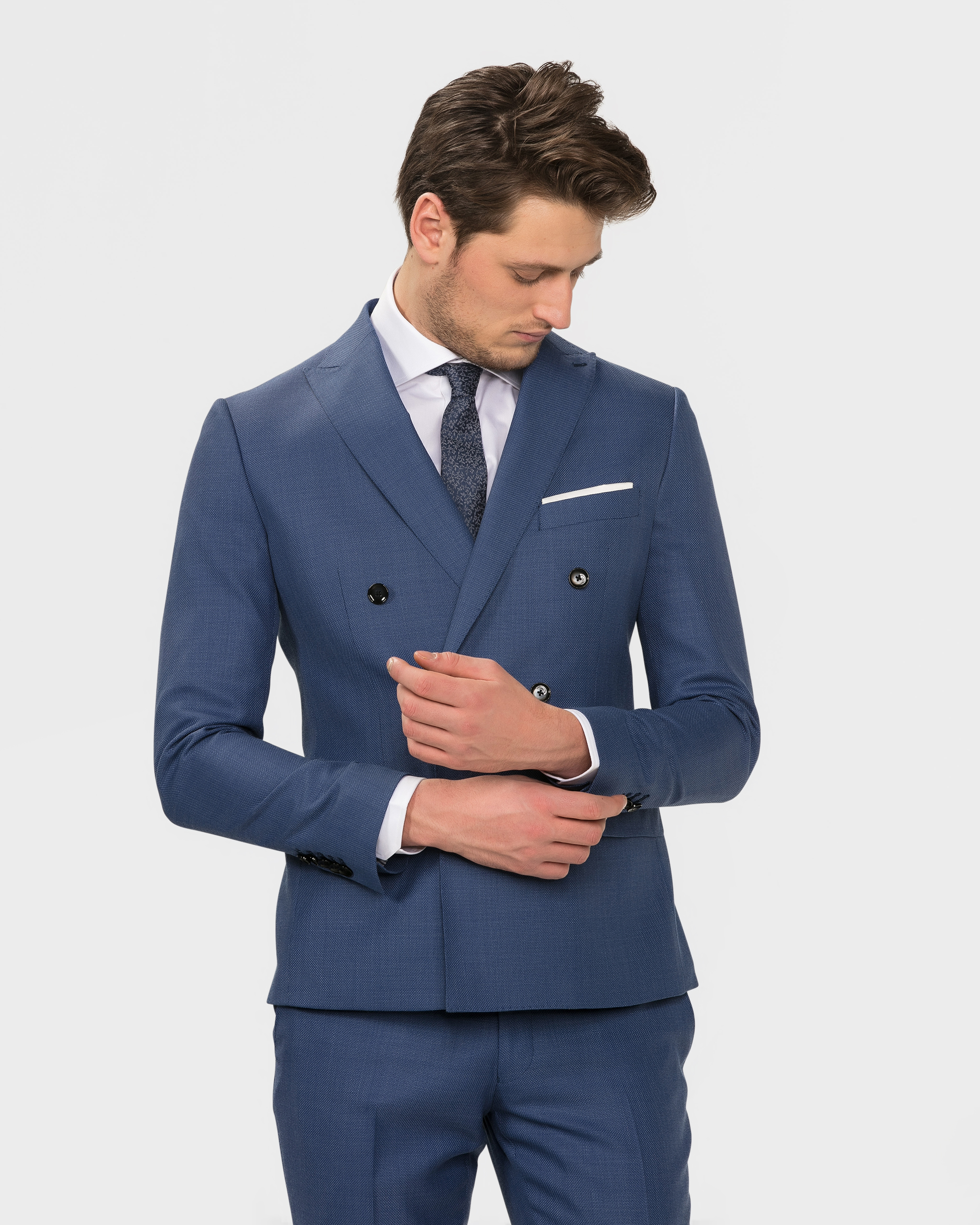 finest selection 36e6d 75249 HERREN-ULTRA-SLIM-FIT-ANZUG FABIANO | 79563857_set_suit - WE ...
